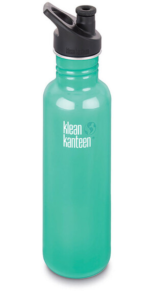 Klean Kanteen Classic Bottle with Sport Cap 3.0 800ml Tidal Pool